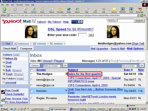 Yahoo mail download all attachments at once